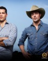 Dallas - Josh Henderson and Jesse Metcalfe