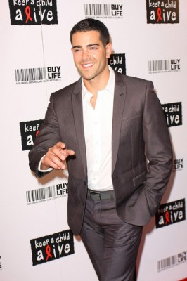 Jesse Metcalfe at Keep A Child Alive's Black Ball London 2011 - Arrivals