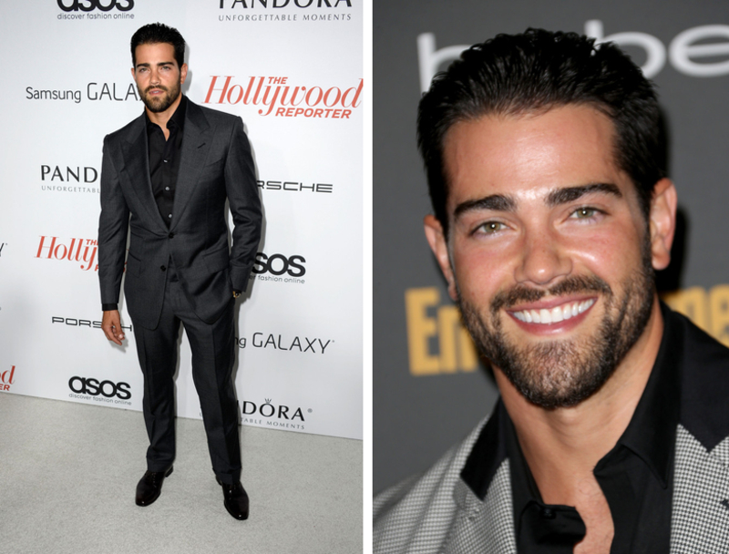 Jesse Metcalfe attends Emmy parties - September 19, 2013