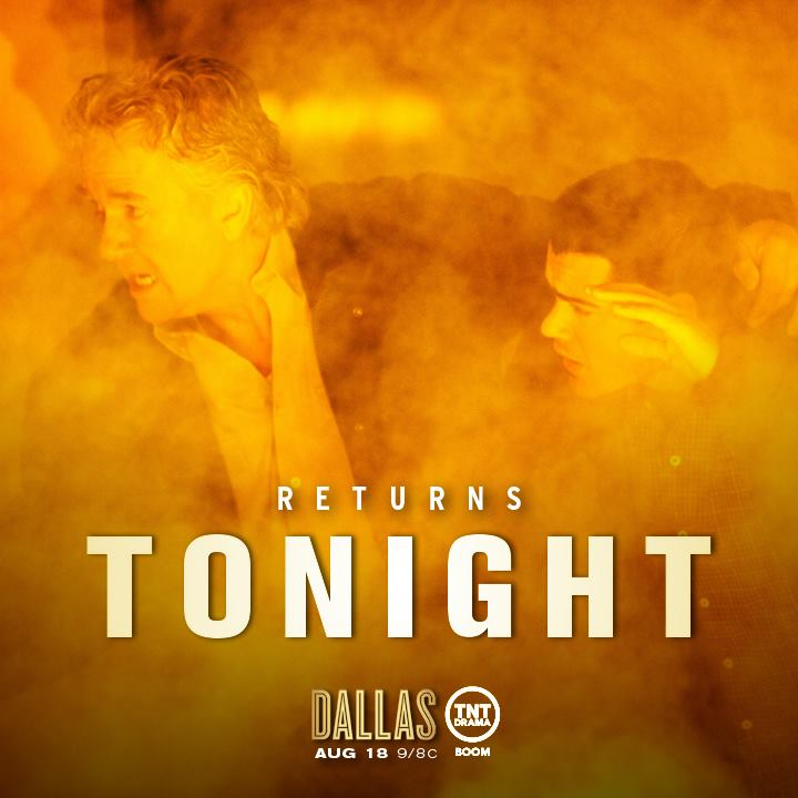Dallas Season 3 premiere