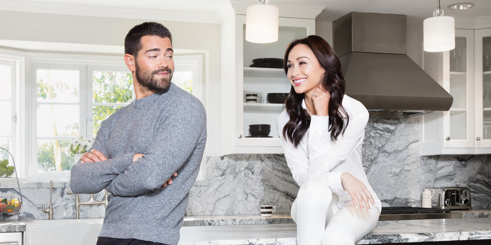 Jesse Metcalfe and Cara Santana Home Tour