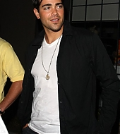 Jesse Metcalfe leaving Koi