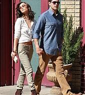 Jesse and Cara in Dallas