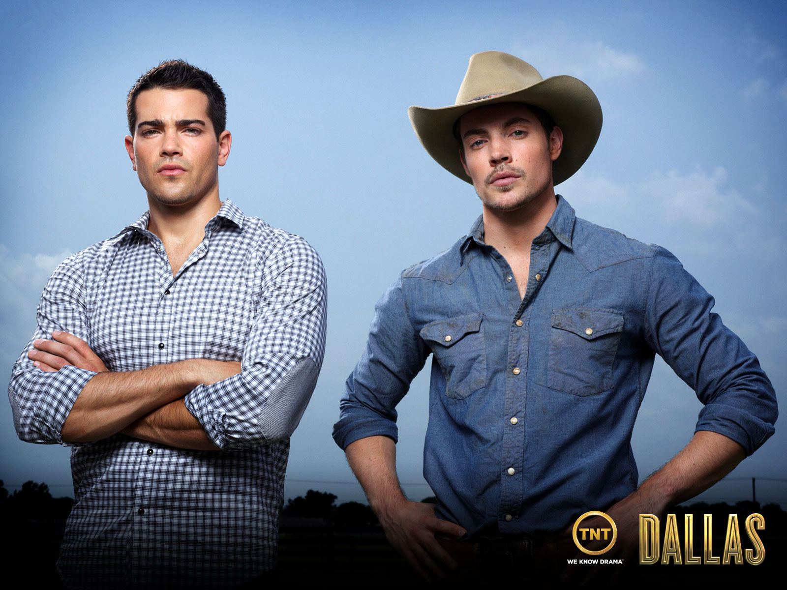 Jesse Metcalfe – Dallas begins filming in Texas – Pictures, videos, and wallpapers