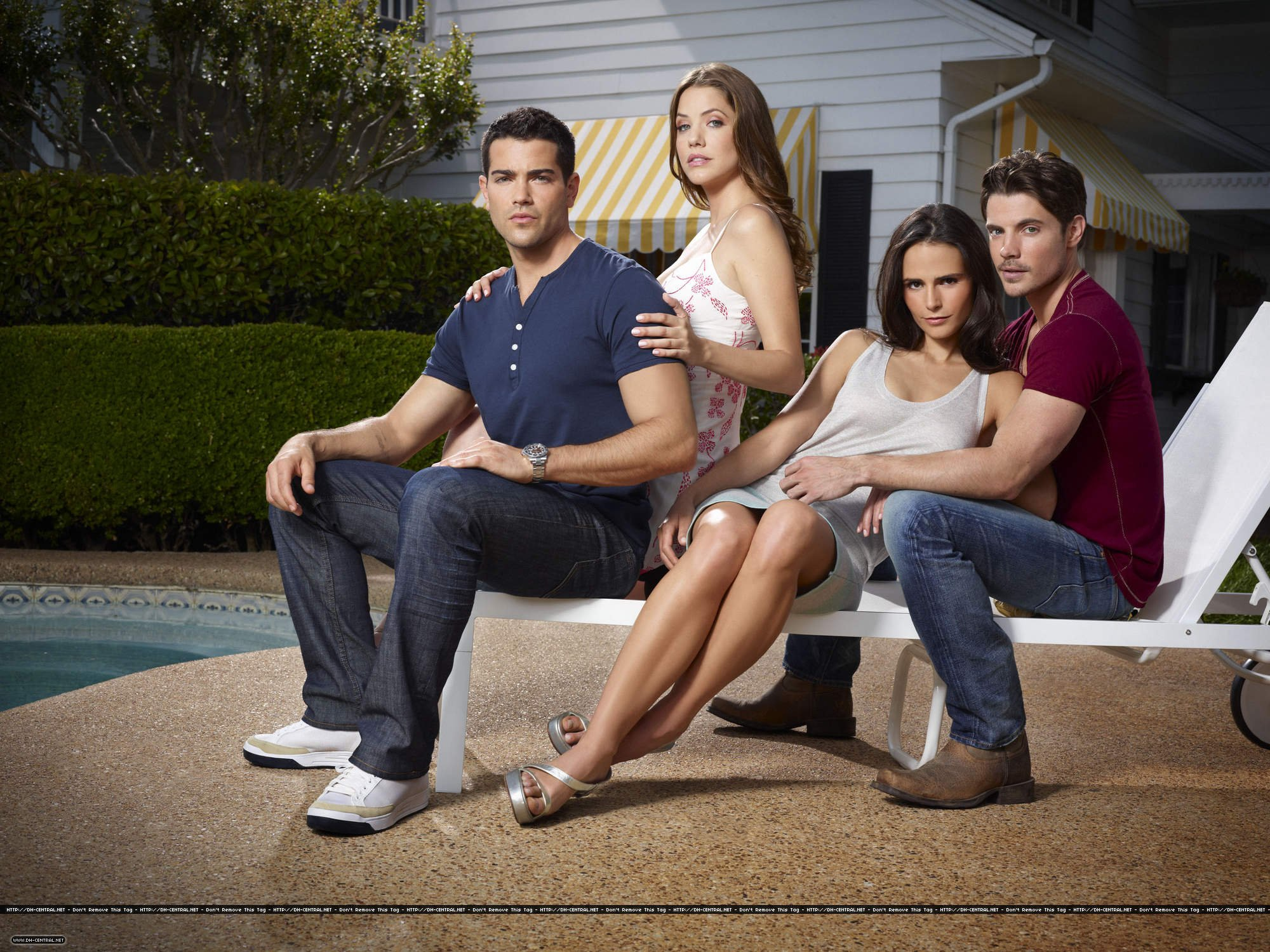 Jesse Metcalfe New Dallas Promo and Captain America Premiere Pictures