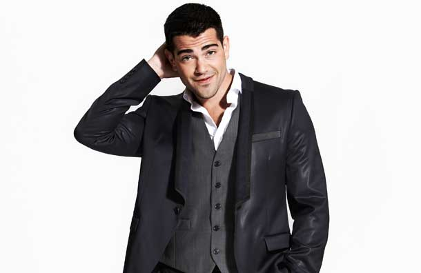 Jesse Metcalfe interview with Mirror UK + Josh Baskin Photoshoot