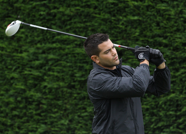 Jesse Metcalfe Attends Celebrity Golf Tournament Hosted By Samuel L. Jackson