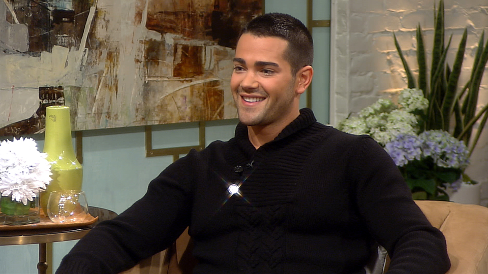 Jesse Metcalfe on Access Hollywood