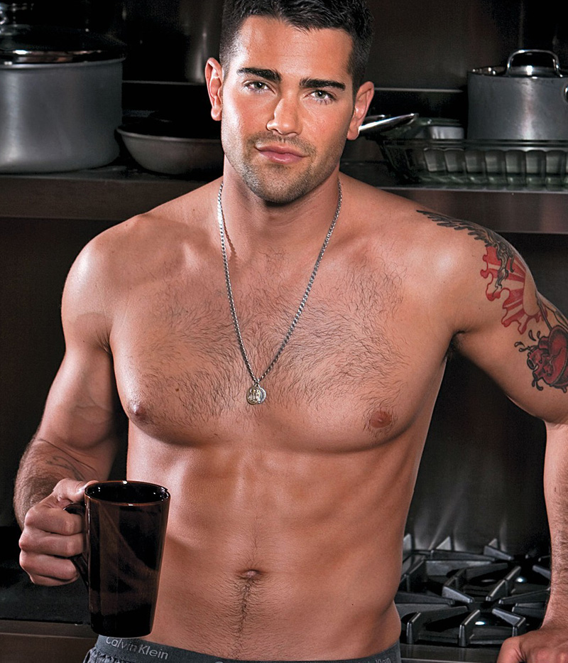 Mens Fitness: Jesse Metcalfe breaks down his workout for Chase
