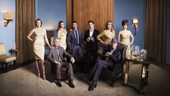 Dallas cast