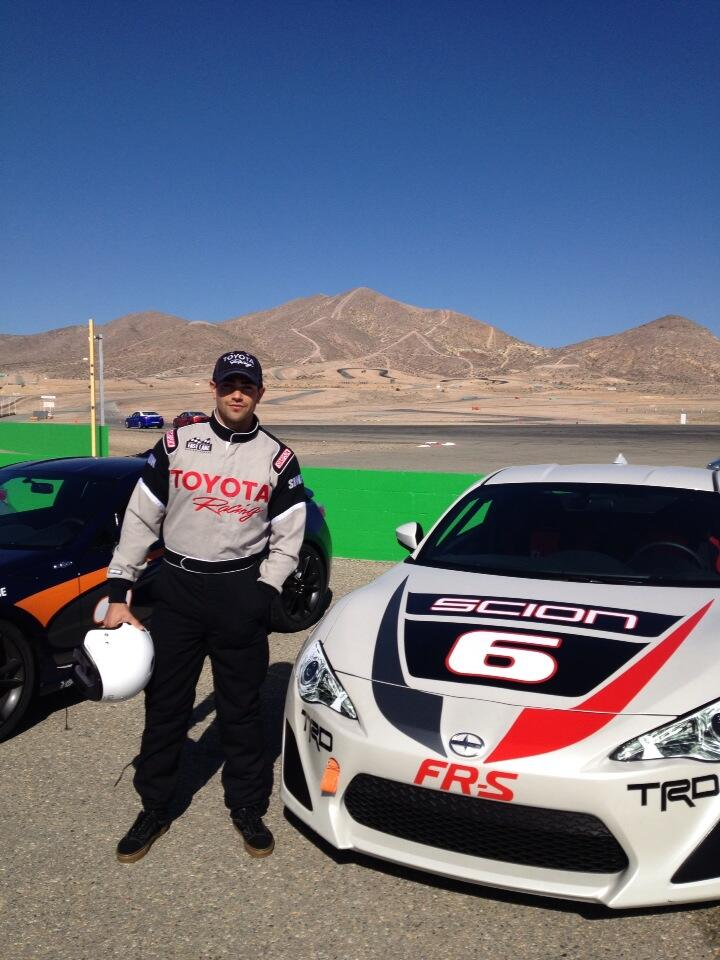 "Drivers Announced For ""Revved Up to Race"" 2013 Toyota Pro/Celebrity Race"
