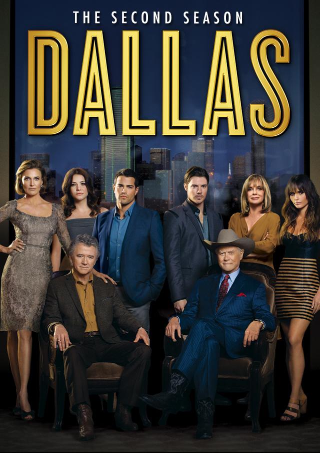Review – Dallas: The Complete Second Season DVD