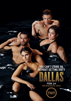 Jesse Metcalfe Dallas Season 3 Promotional Poster