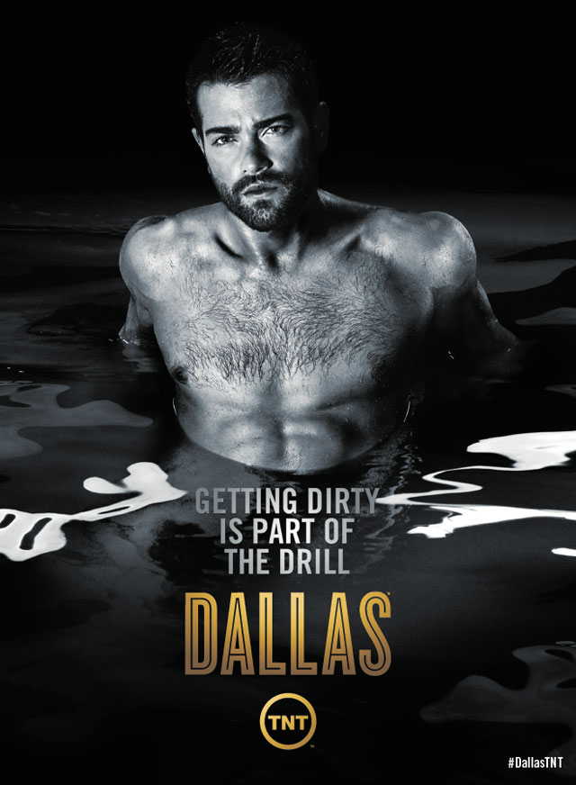 Jesse Metcalfe – Dallas Season 3 Posters