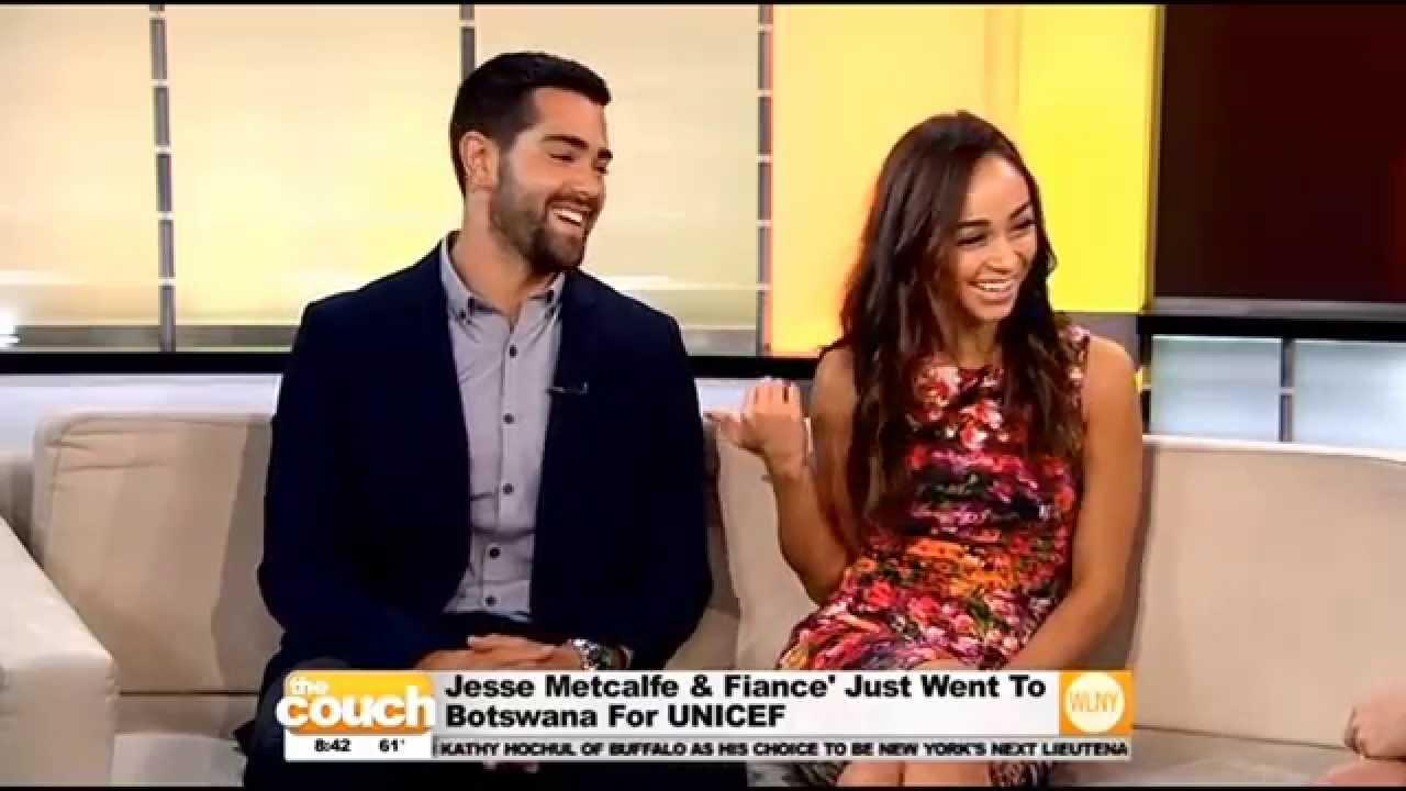 Videos: Jesse Metcalfe and Cara Santana discuss trip to Botswana for UNICEF