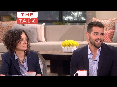 Watch: Jesse Metcalfe – The Talk on CBS