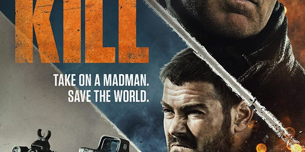 'Hard Kill' trailer + poster