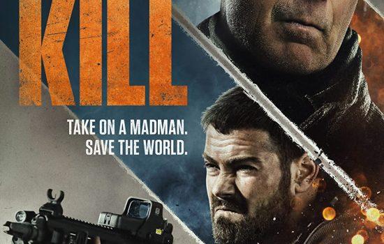 'Hard Kill' trailer + poster