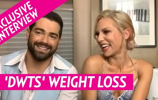 Jesse Metcalfe Reveals How Much Weight He's Lost Since 'DWTS' Began